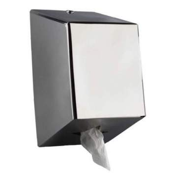 Dispensador de Papel Mecha Inox Brillo